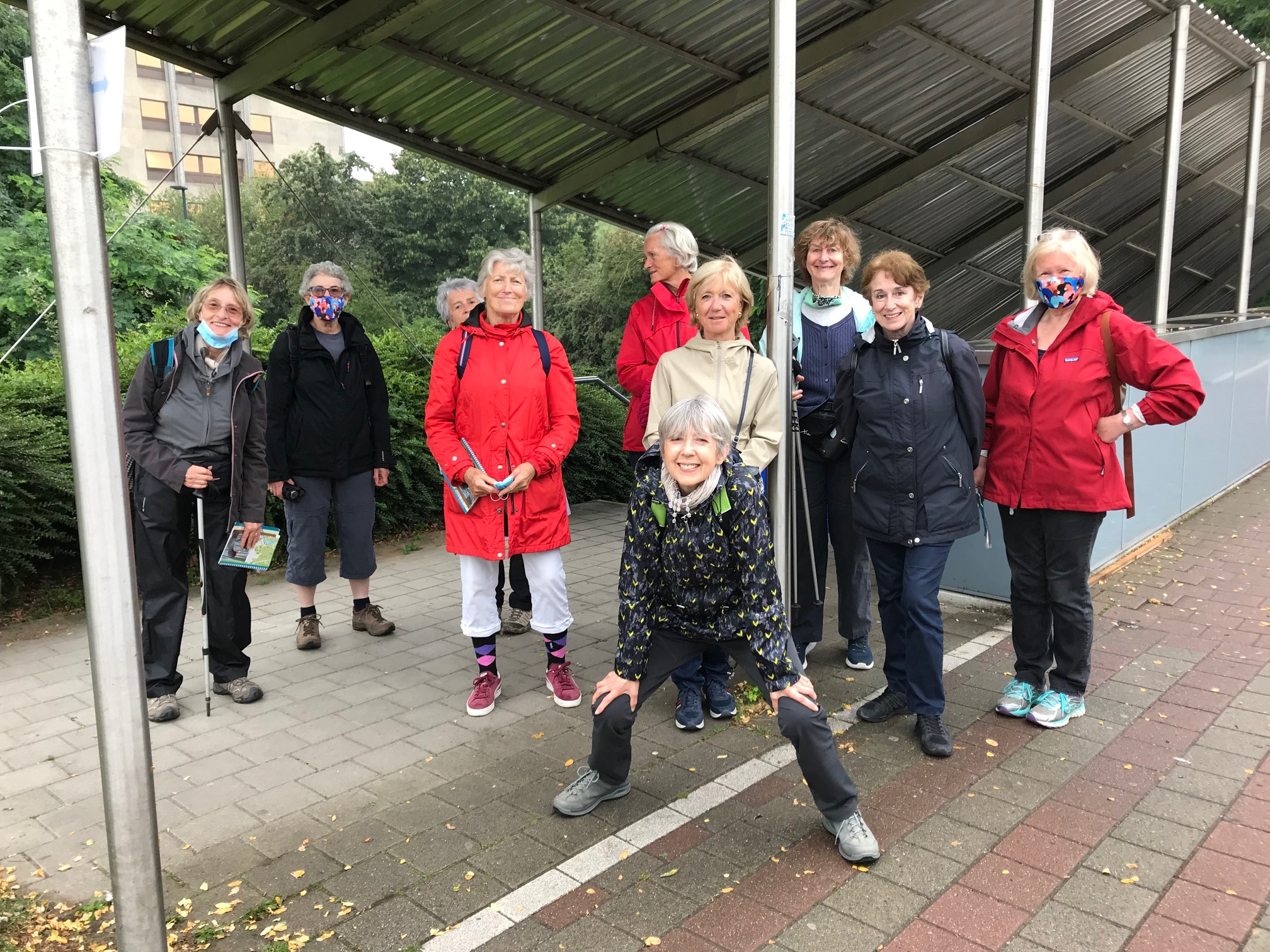 2020 Charity Walks: Brussels Green Belt